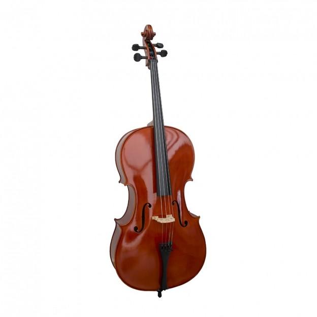 Cello Jay Haide Stradivari 4/4 (sin montar y sin ajustar)