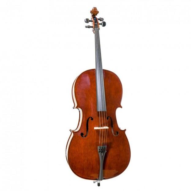 Cello Stentor Conservatoire con funda