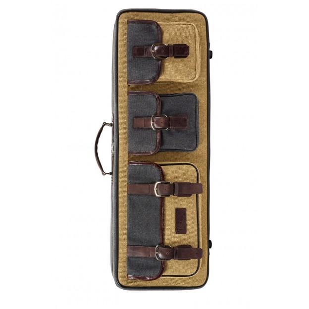 Estuche Violín rectangular BAM Nashville NASH2001SCA gris/beige