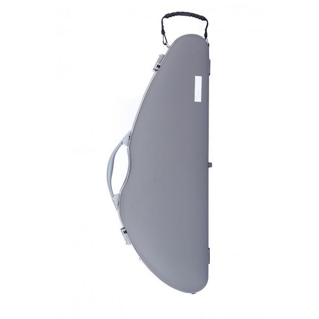 Estuche Bam violín Hightech Panther PANT2000XLG gris