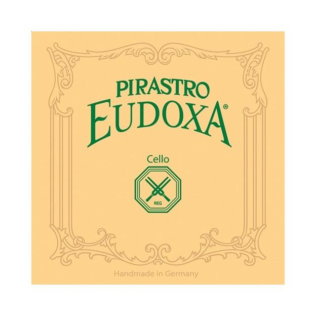 Cuerda cello Pirastro Eudoxa 234130 1ª La 20 1/2 tripa-aluminio light