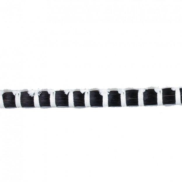 Cerdas negras 88-91 cm. aprox. 0,5 Kgs.