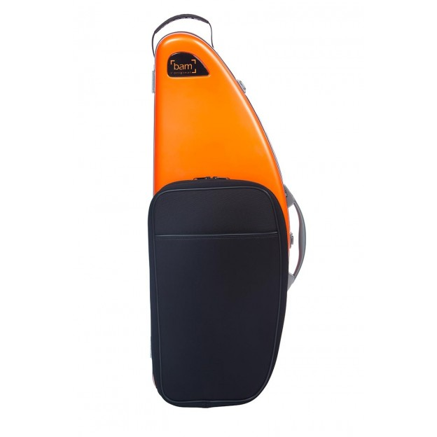 Estuche saxo tenor Bam La Défense Hightech  DEF4102XL con bolsa