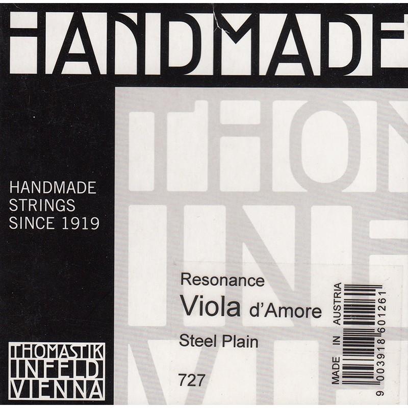 Cuerdas - Cuerda viola d'Amore Thomastik Resonance 726 7ª La