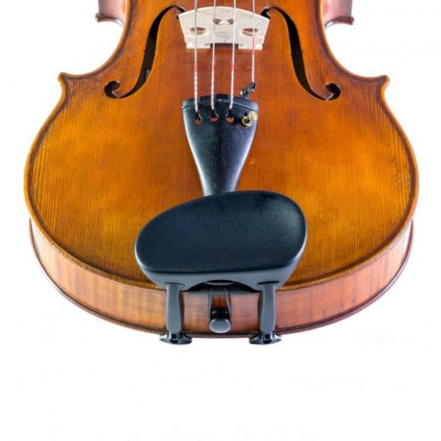 256111 Barbada central para violín Wittner Augsburg ajustable con tornavís 4/4
