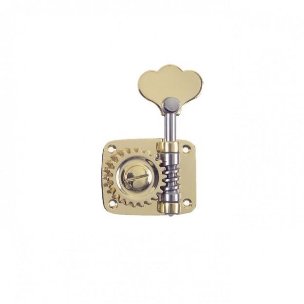 Clavijero para contrabajo Rubner con 5 piezas individuales 140-108a-5 dorado