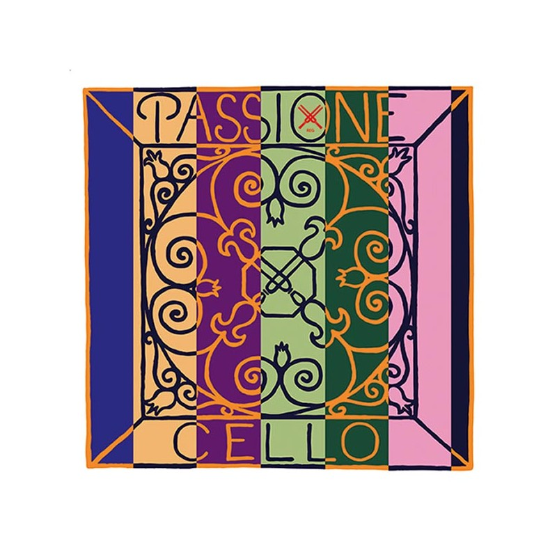 Cuerdas - Cuerda contrabajo Pirastro Passione Orchestra 349620 5ª Mi