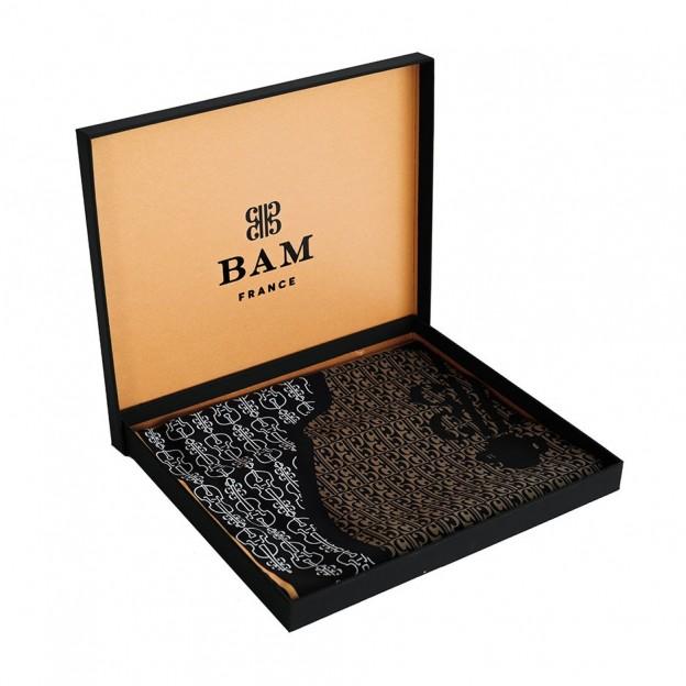 Pañuelo seda pequeño BAM France