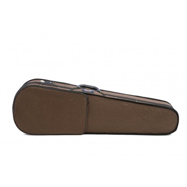 Estuche violín Stentor forma 1357 marrón