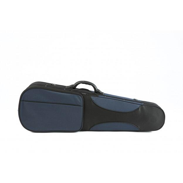 Estuche violín/viola Rapsody CSV002A azul/negro