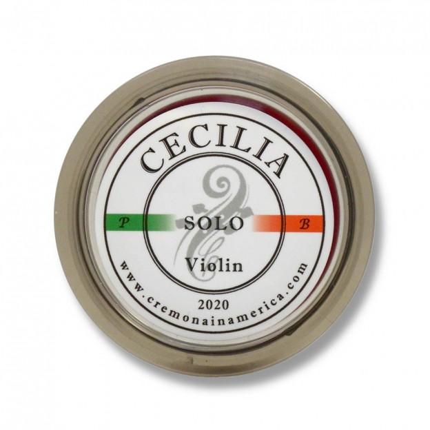 Resina violín Cecilia Rosin Solo