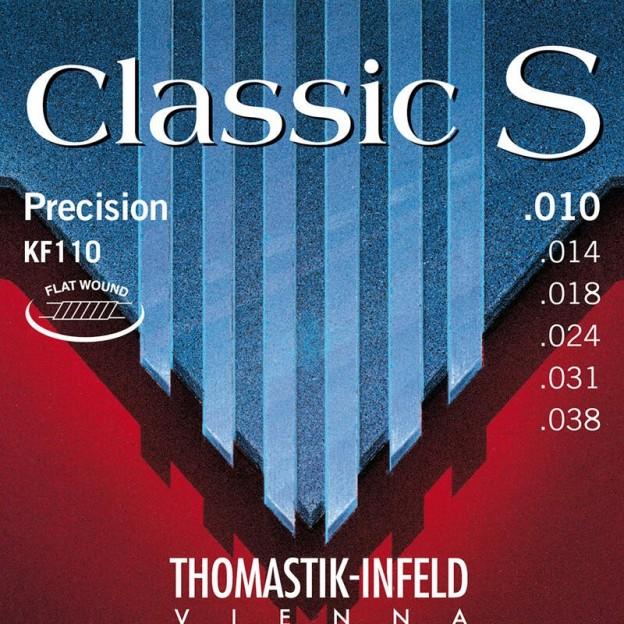 Set de cuerdas guitarra acústica Thomastik Classic S KF110