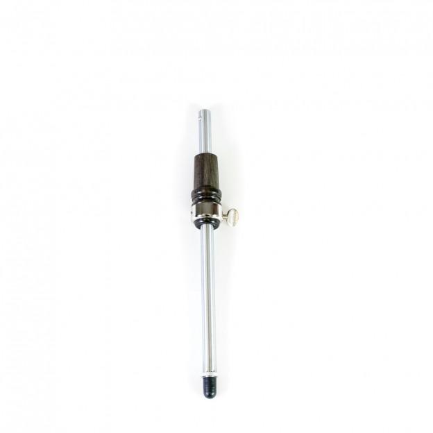Pica de contrabajo ULSA tubular 41464 con de ébano 35 cm cromada