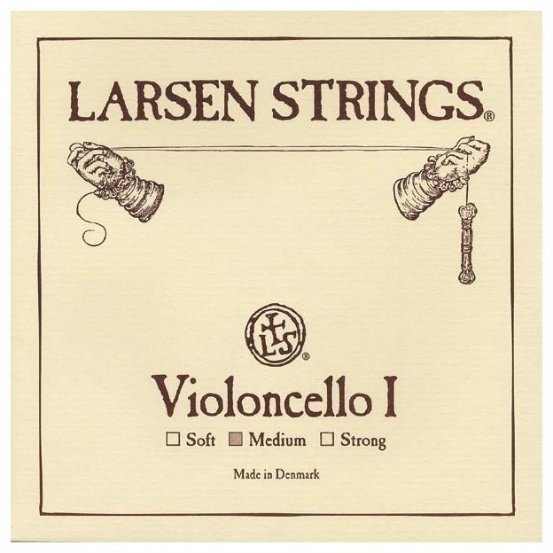 Cuerda cello Larsen 1ª La Medium