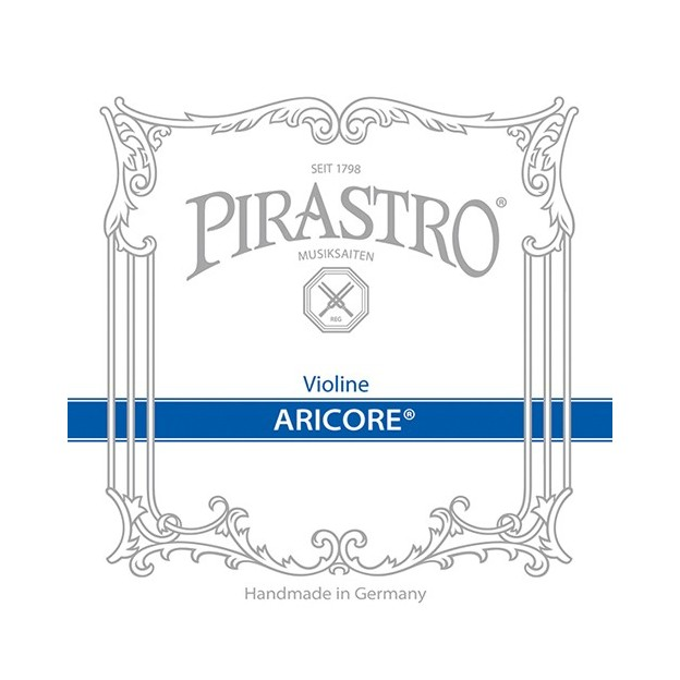 Cuerda violín Pirastro Aricore 310121 1ª Mi lazo