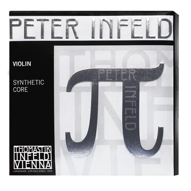 Set de cuerdas violín Thomastik Peter Infeld PI101 Bola Medium