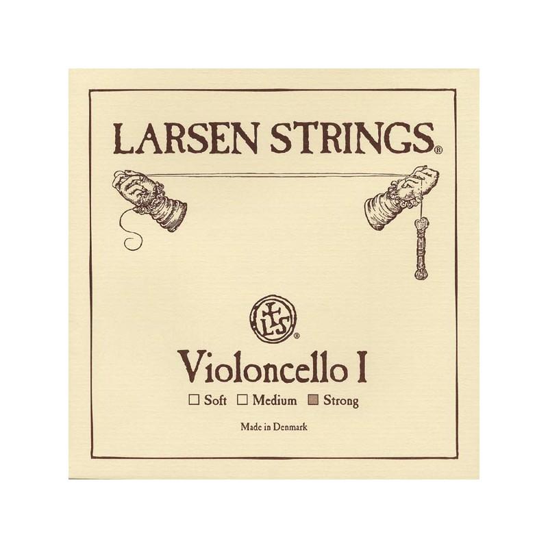 Cuerdas - Cuerda cello Larsen 1ª La Strong