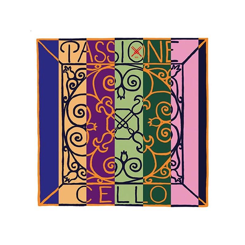 Cuerdas - Cuerda contrabajo Pirastro Passione High Solo 349920 5ª Do alt 3/4 Medium