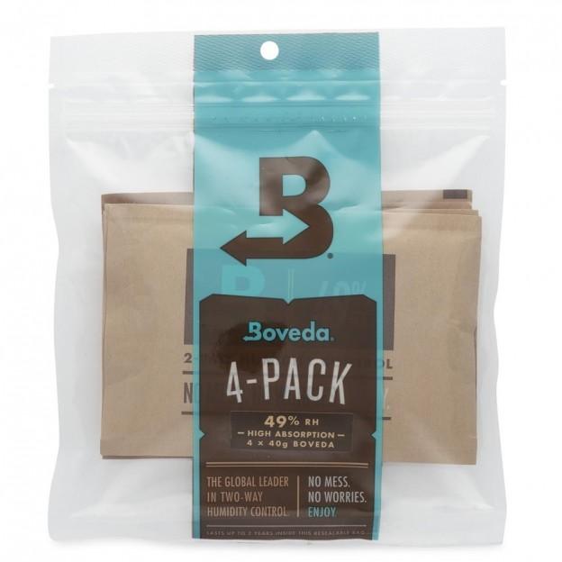 Boveda pack 4 unidades 49% HA Alta Absorción