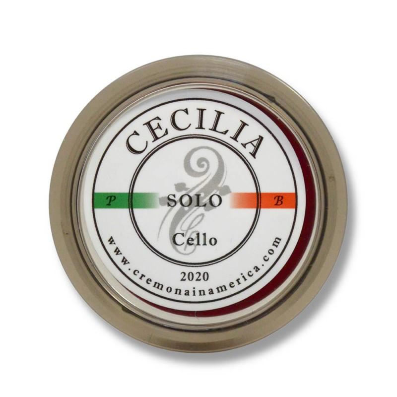 Accesorios - Resina cello Cecilia Rosin Solo pequeña