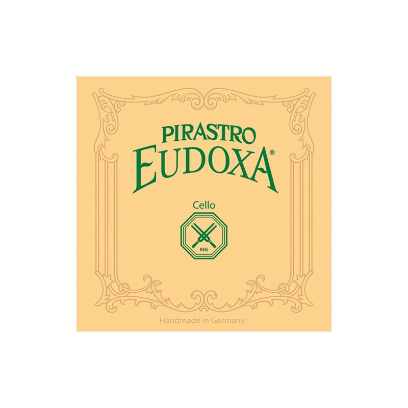 Cuerdas - Cuerda cello Pirastro Eudoxa 234130 1ª La 20 1/2 tripa-aluminio light