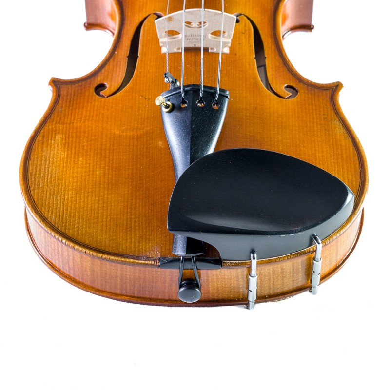 Accesorios - Barbada lateral violín Teka ébano 1/2 zurdos