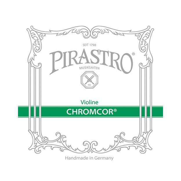 Cuerda violín Pirastro Chromcor 4ª Sol Medium
