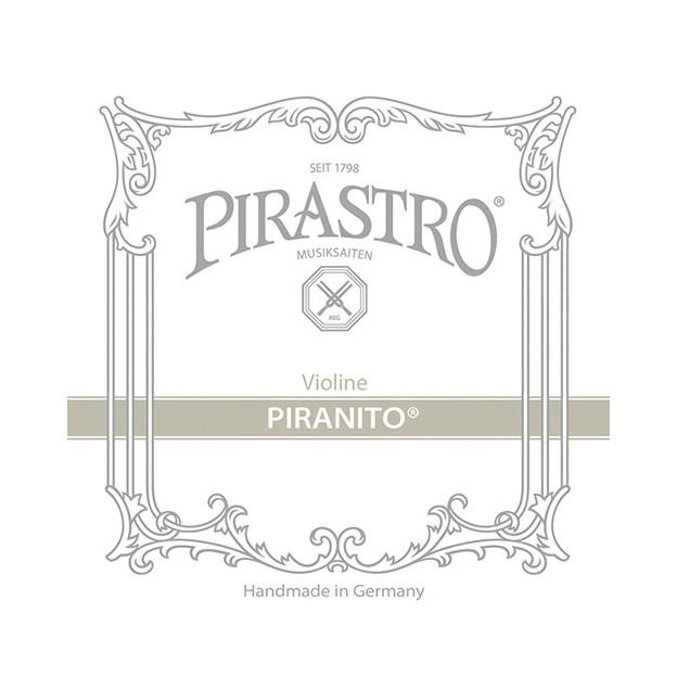Cuerda violín Pirastro Piranito 4ª Sol Medium