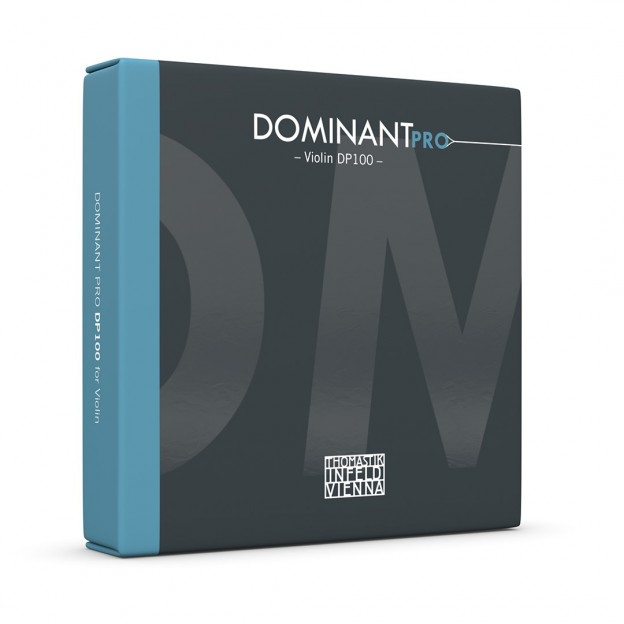 Corda violí Thomastik Dominant Pro DP03A 3ª Re plata 4/4 Medium