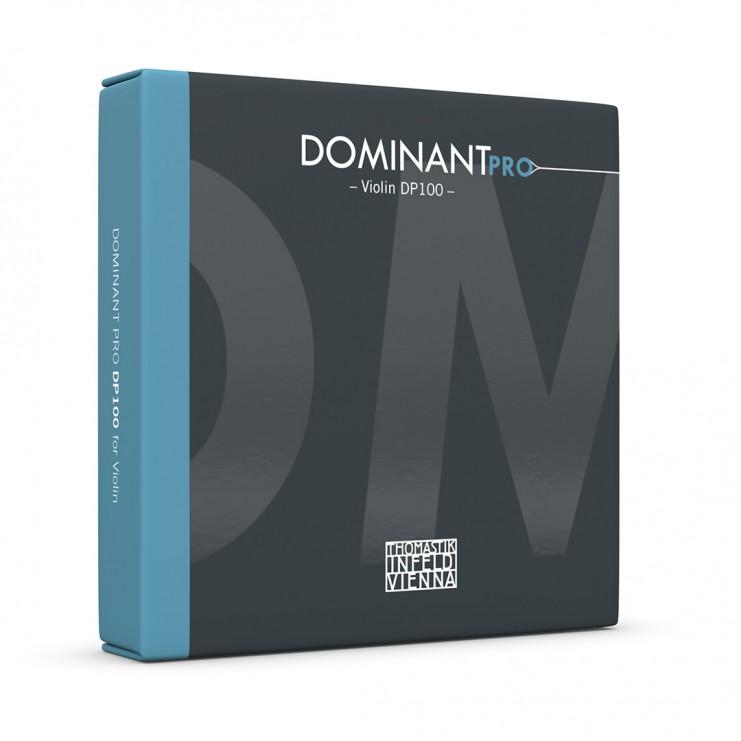Corda violí Thomastik Dominant Pro DP100 Joc Bola 4/4 Medium