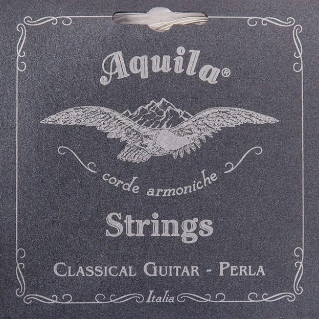 Juego de Cuerdas Guitarra Aquila Perla 37C Medium