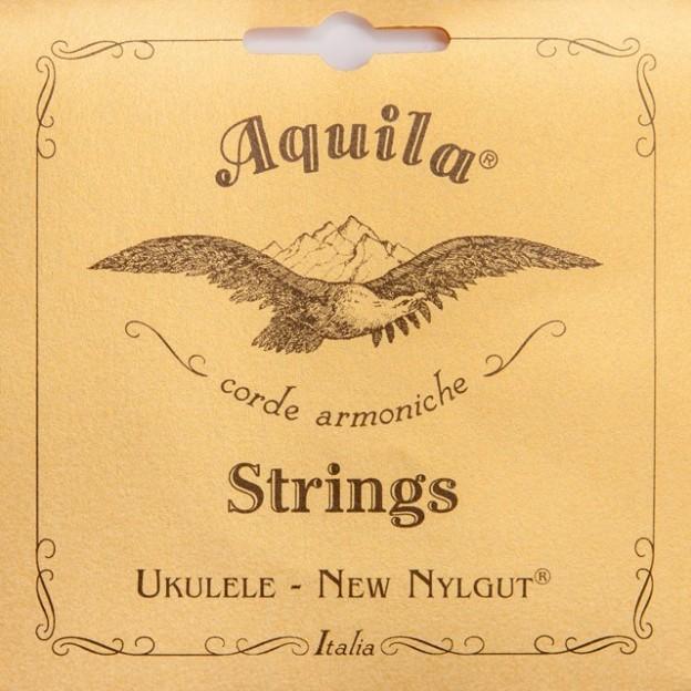 Juego de Cuerdas Ukelele Barítono Aquila New Nylgut 21U DGBE