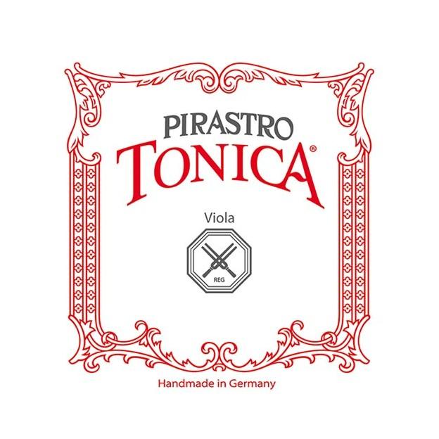 Cuerda viola Pirastro Tonica 4ª Do tungsteno-plata