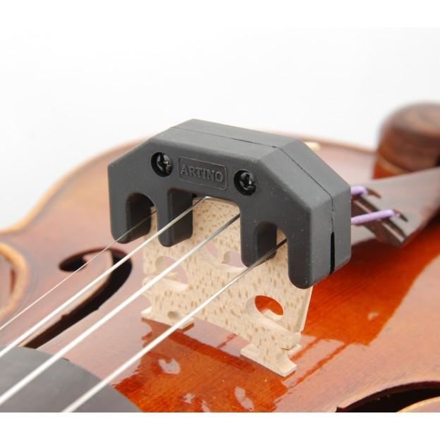 Sordina para violín/viola Artino Practice Mute APM-01