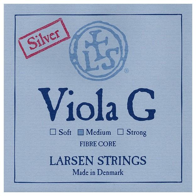 Cuerda viola Larsen 3ª Sol Medium