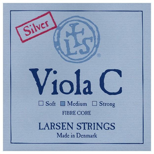Cuerda viola Larsen 4ª Do Medium