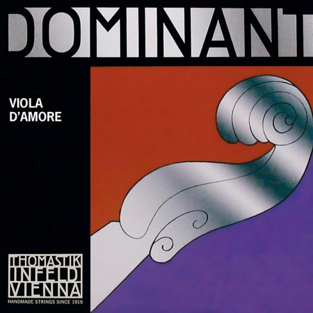 Set de cuerdas viola d'Amore Thomastik Dominant 4311,0