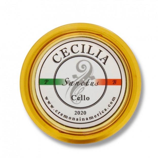 Resina Cello Cecilia Rosin Sanctus 10º Aniversario