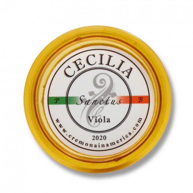 Resina Viola Cecilia Rosin Sanctus 10º Aniversario