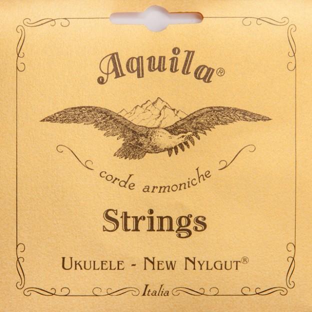 Set de cuerdas ukelele soprano Aquila New Nylgut 4U