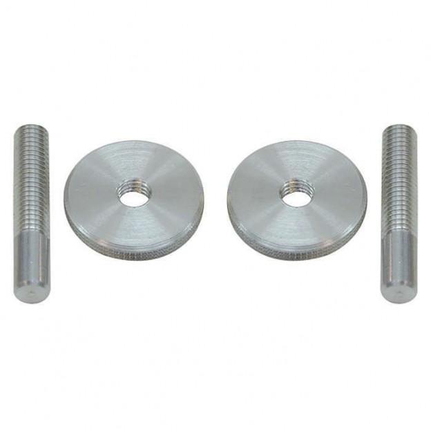 Tornillo aluminio ajustador altura puente contrabajo