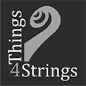 Logo Things 4 Strings