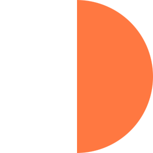 Blanco/Naranja